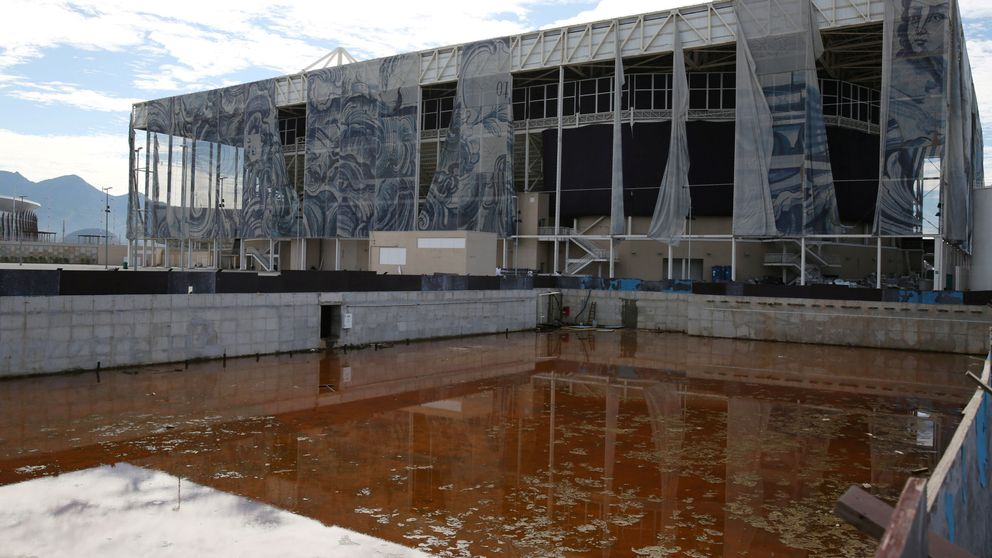 La absurda ciudad fantasma que hoy son las instalaciones de Río 2016: Vergüenza