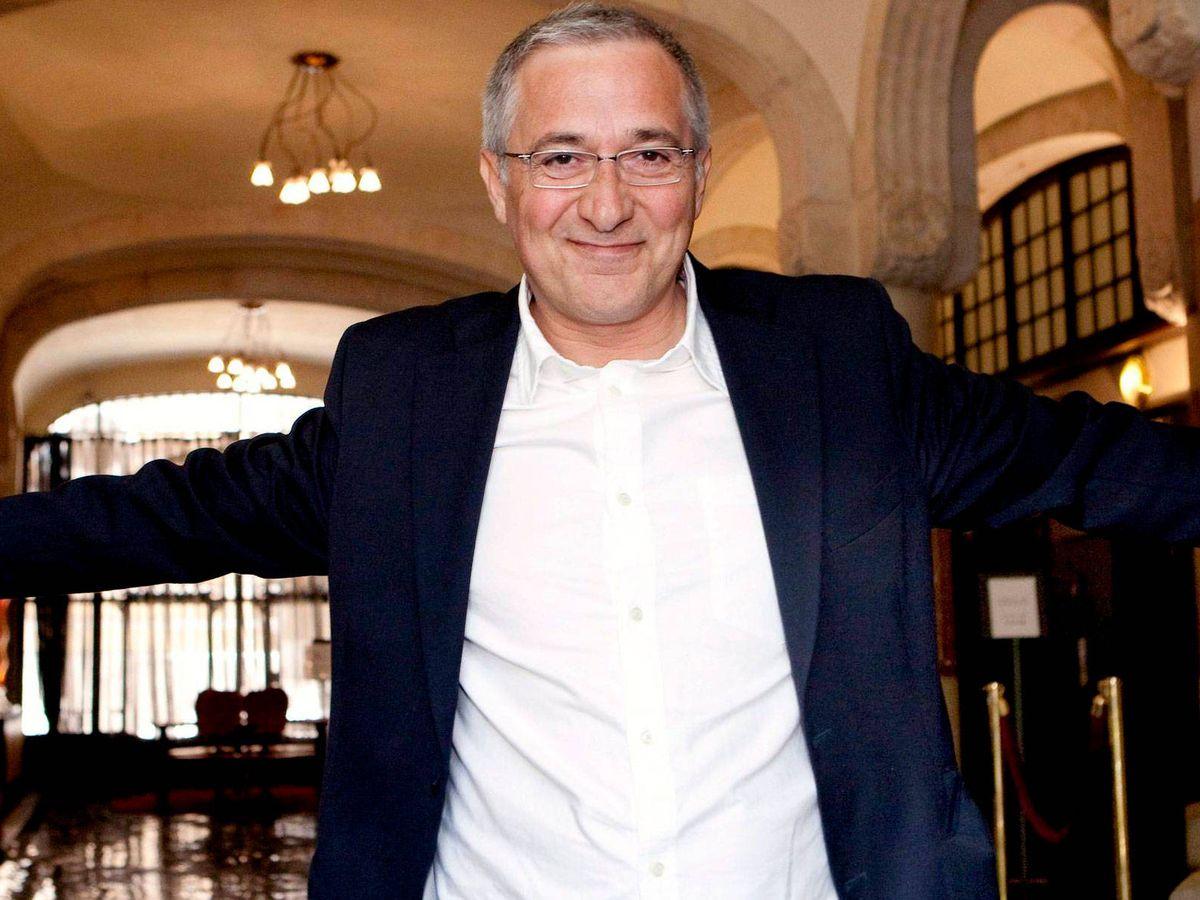 Foto: El periodista Xavier Sardà, en una imagen de archivo. (EFE)