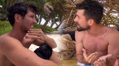 'Supervivientes' | Gianmarco pierde los nervios con Albalá: Estás muy amargado