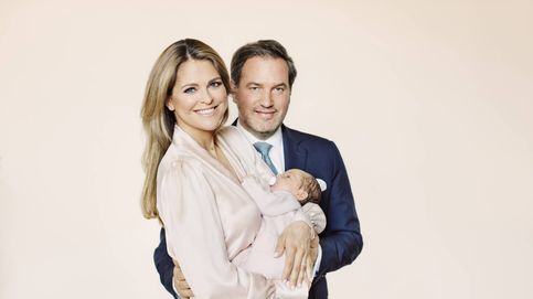 Todos los detalles del bautizo de Adrienne de Suecia, una princesa sin padrinos reales