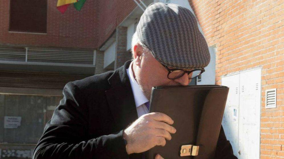 Foto: El comisario jubilado y encarcelado José Manuel Villarejo. (EFE)