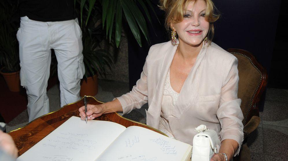 Foto: Tita Cervera en una fotografía de archivo. (gtres)