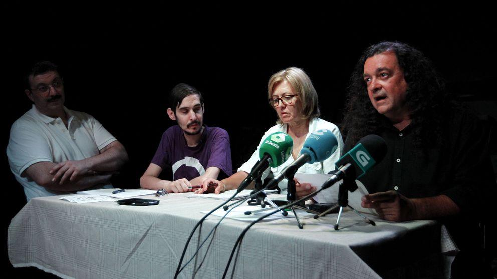 El militante de Podemos que critica a Echenique: ¡Decidme qué coño funciona!