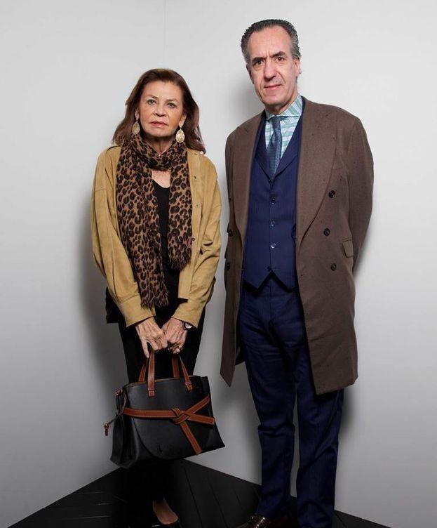Foto: Jaime de Marichalar y Marisa de Borbón (Foto Loewe)