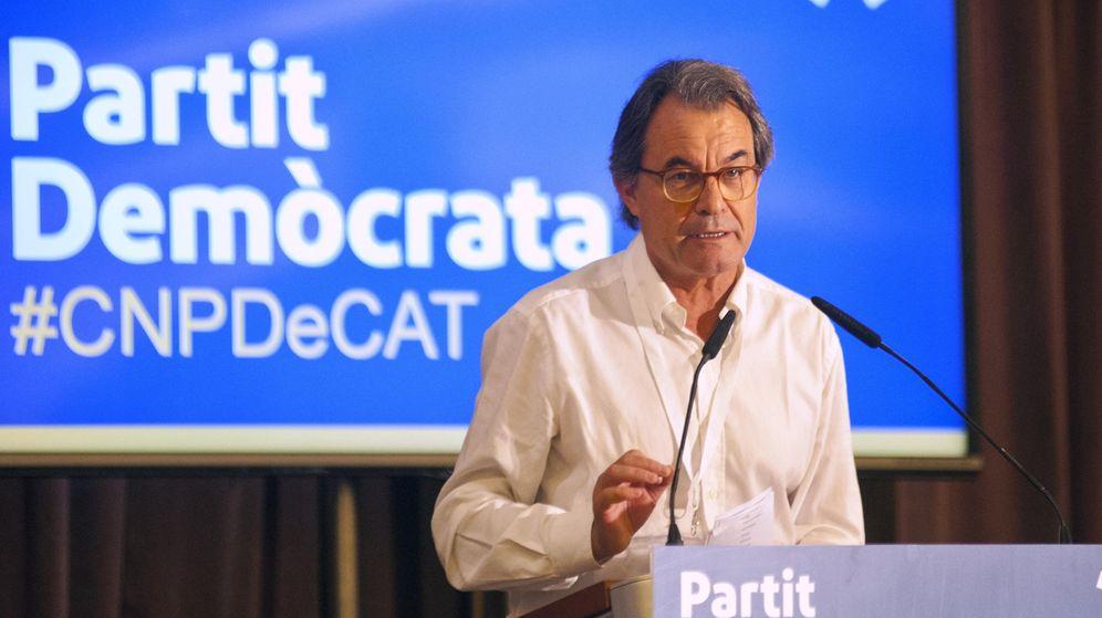 Foto: El Tribunal de Cuentas da un nuevo paso para que Artur Mas pague por el 9-N. (EFE)