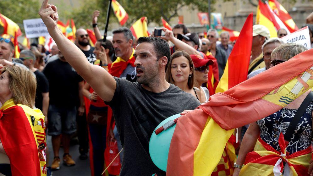Foto: ManifestaciÓn en defensa de la unidad de espaÑa