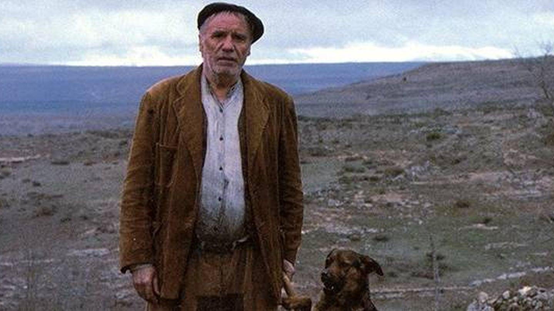El señor Cayo, otro peligroso icono del mundo rural. (Filmin)