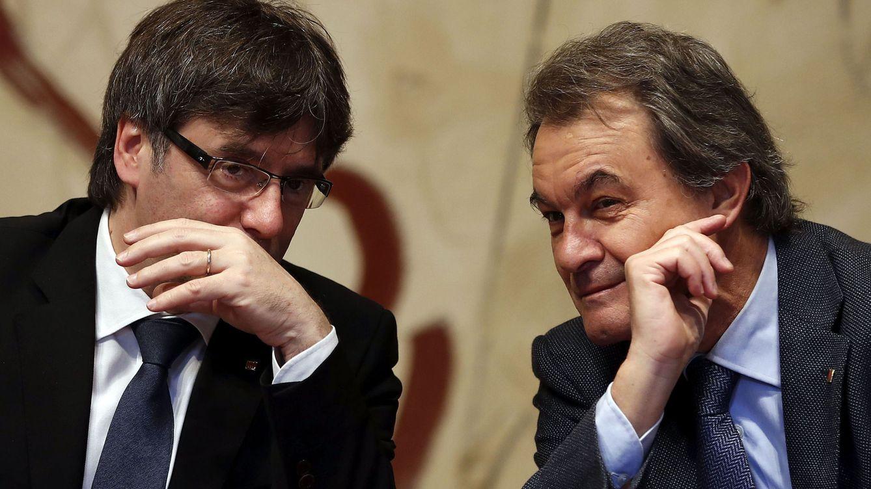 Una transferencia para el 9-N prueba desvíos del FLA en Cataluña desde 2015