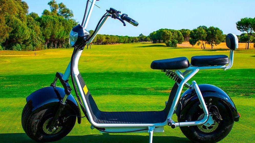 Foto: Uno de estos modelos chopper, de la marca Citycoco (Foto: Citycoco)