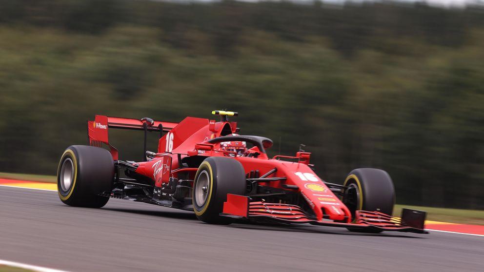 Libres 2: Ferrari se hunde casi antes de empezar y Carlos Sainz lucha con los Renault