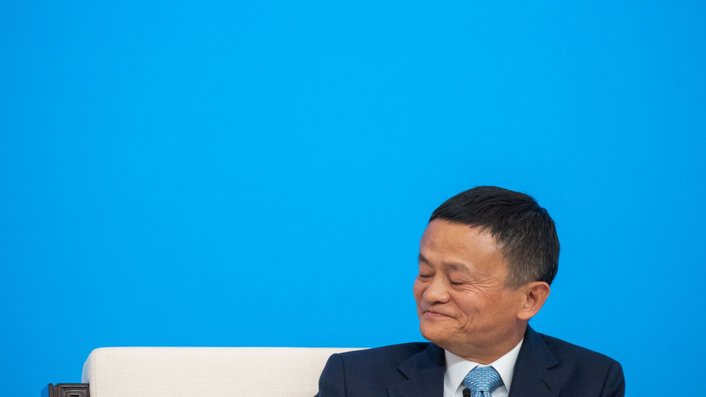 Jack Ma, fundador de Alibaba. (Reuters/Stringer)