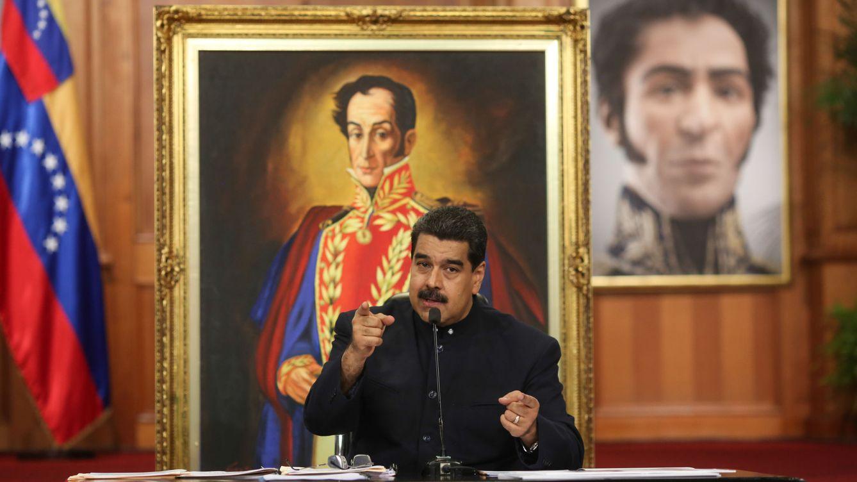 Nicolás Maduro acusa al Gobierno español de tener presos políticos