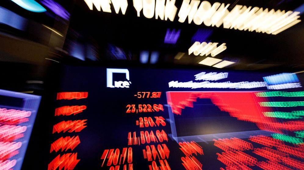 Foto: Bolsa de valores de Nueva York. (EFE)