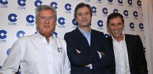 Post de González y Lama (COPE) arrebatan el trono deportivo del fin de semana a la SER