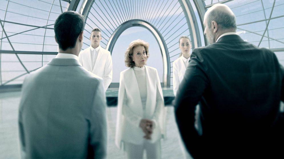 Foto: Fotograma de 'Estoy vivo'. (TVE)