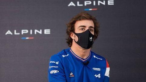 El 'nuevo' Fernando Alonso: Sí, desde luego, ahora veo la Fórmula 1 con otros ojos