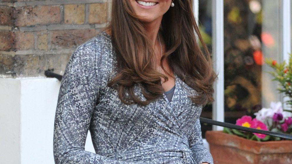 Kate Middleton y su falso tercer embarazo inundan los medios americanos