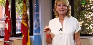 Post de El dardo de Aguirre a Ferreras con motivo de su nueva entrevista