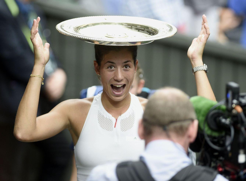 Foto: Las mejores imágenes de la gran final femenina de Wimbledon