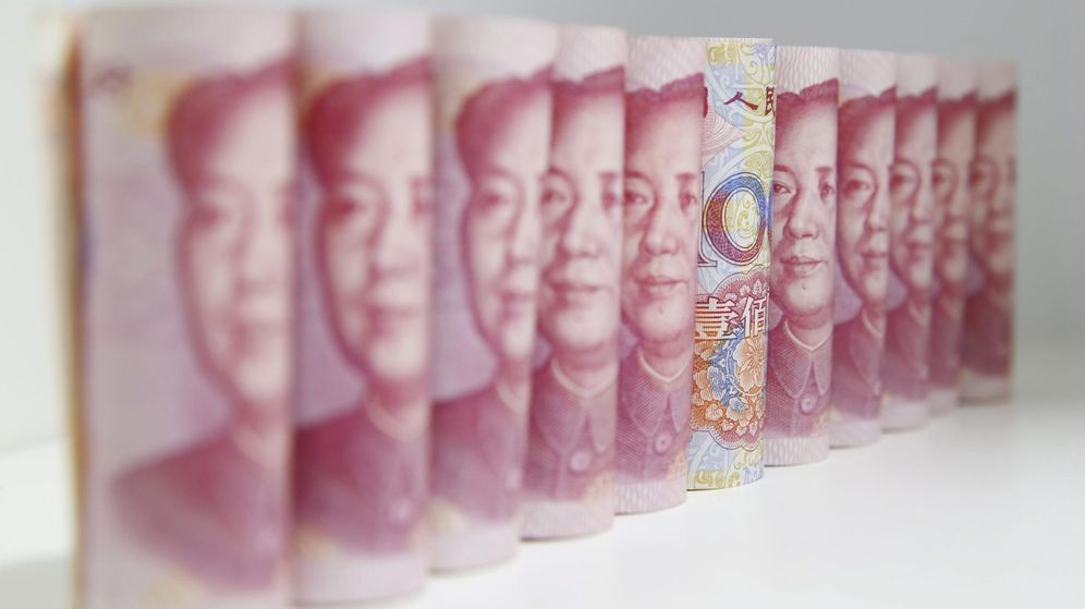 Foto: El FMI incluye al yuan chino en su cesta de monedas de reserva.