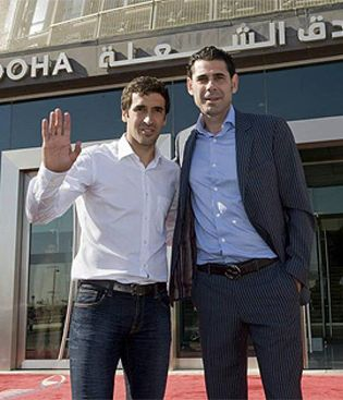 Foto: Fernando Hierro se marcha a Qatar para ejercer de director deportivo