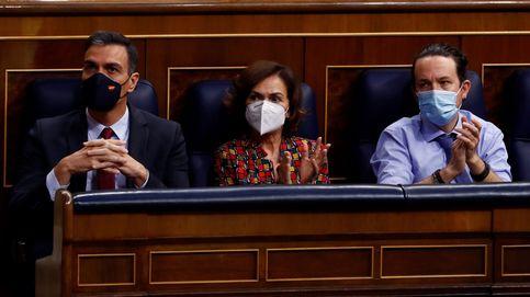 El PSOE regresa a 1974 y entra en concurso de acreedores