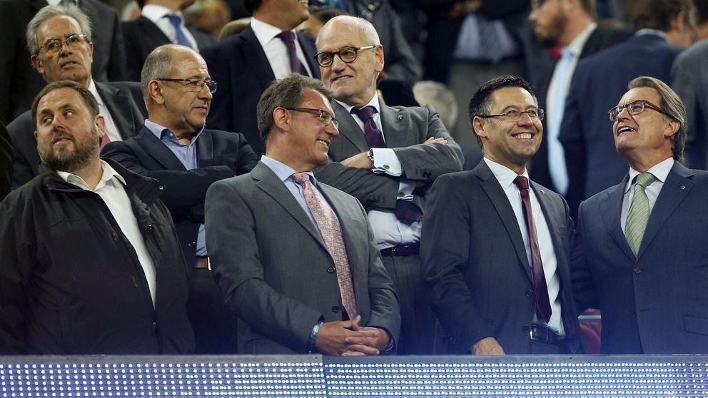 El Barça lamenta encarcelamientos y expresa solidaridad con los afectados