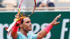 Nadal coge temperatura en el Roland Garros del frío mientras continúan las quejas