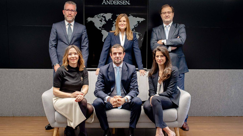Andersen promociona a cuatro nuevos socios, tres de ellos mujeres