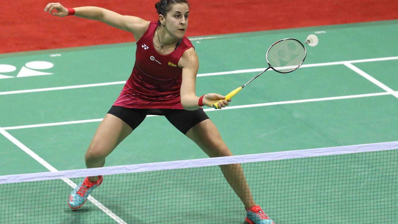 Carolina Marín ya está en semifinales del Abierto de Malasia