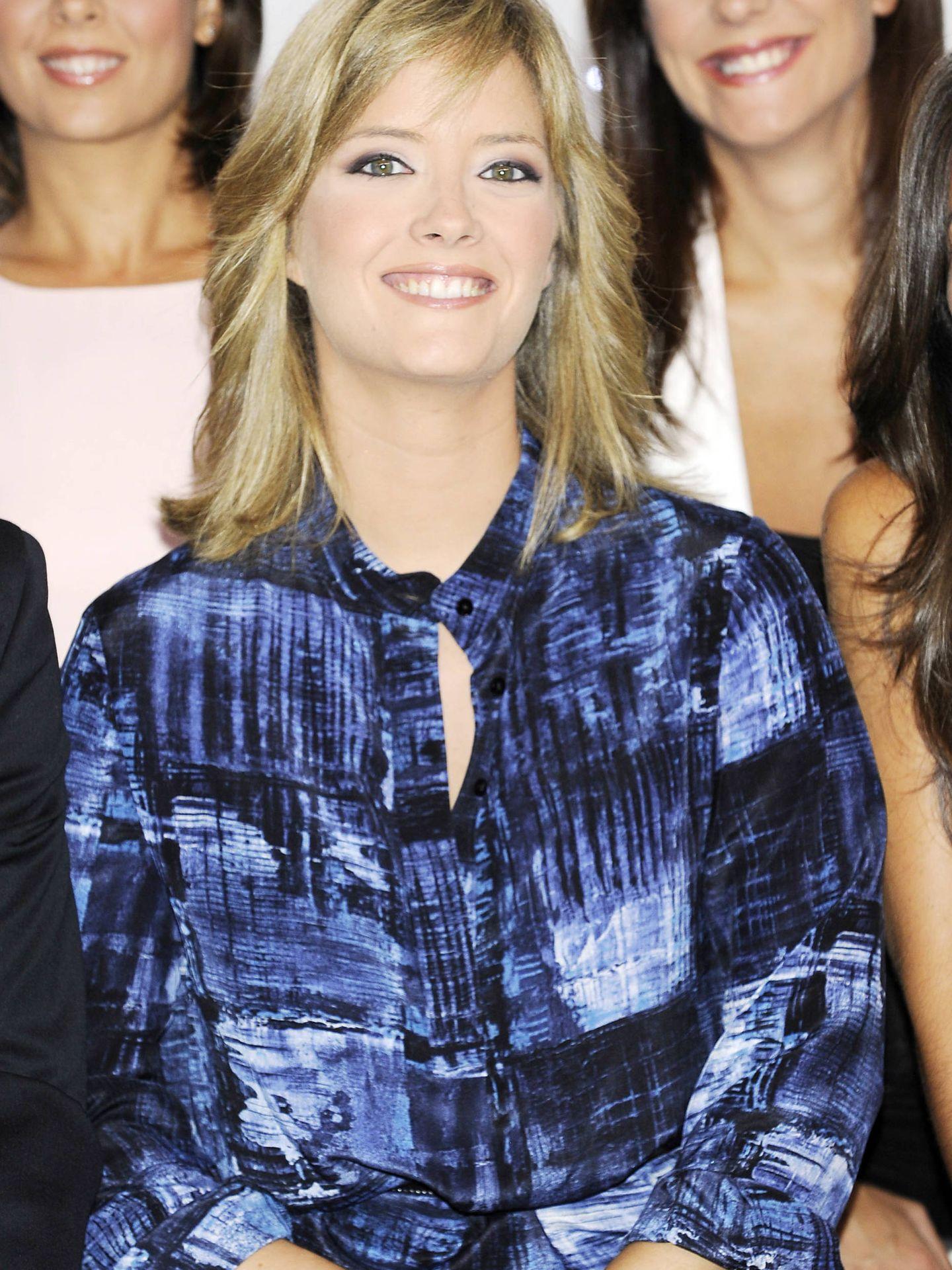 María Casado en 2011. (Gtres)