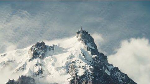 Retar al sol corriendo alrededor del Mont Blanc