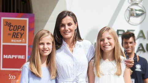 Las dos tendencias que Leonor y Sofía han heredado de la reina Letizia