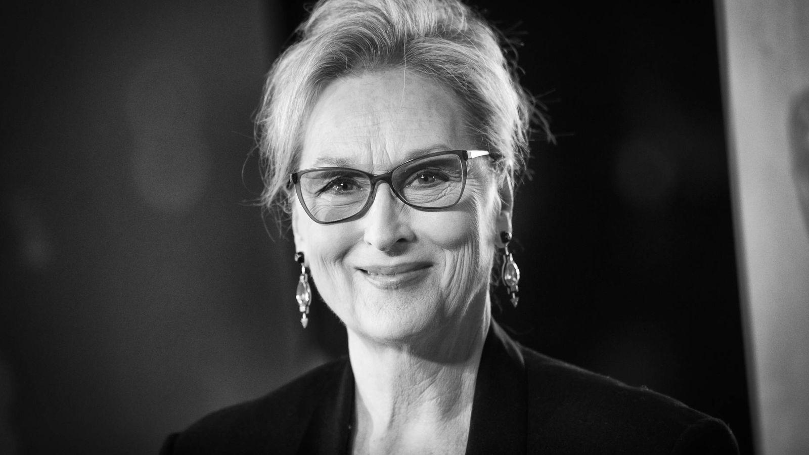 Foto: La actriz Meryl Streep en una imagen de archivo. (Gtres)