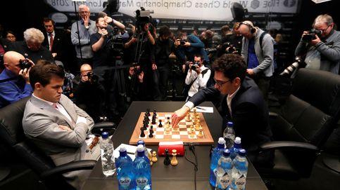 Carlsen y Caruana irán a las partidas de desempate del Mundial de ajedrez