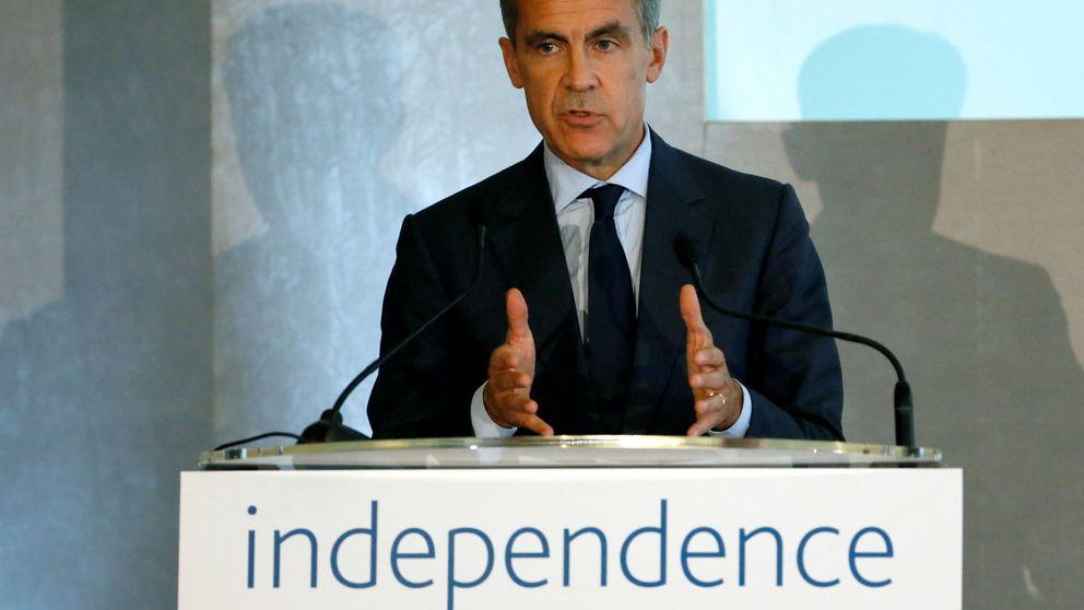 El Banco de Inglaterra sube tipos por primera vez en más de una década