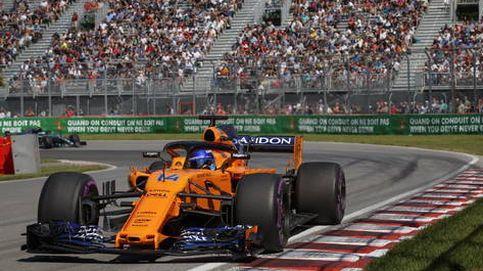 Fórmula 1 en directo: ¿arreglará McLaren el desastroso sábado de Canadá?