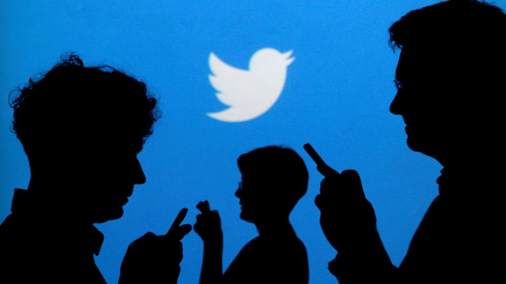 Foto: El logo de Twitter. (Reuters)