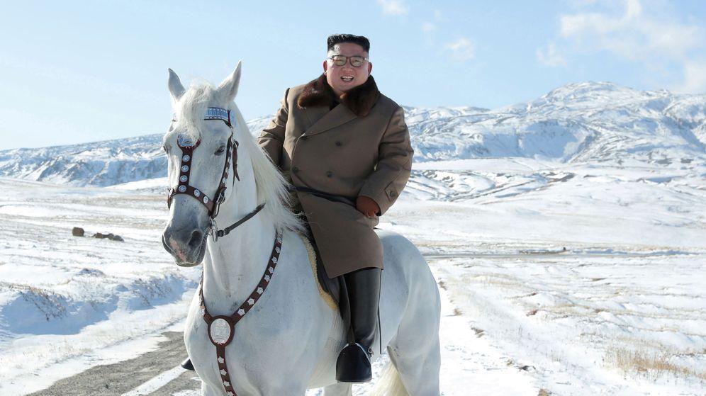 Foto: Kim Jong-un, en una imagen oficial. (Reuters)