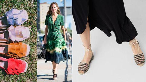 La alpargata es el nuevo calzado it de la primavera