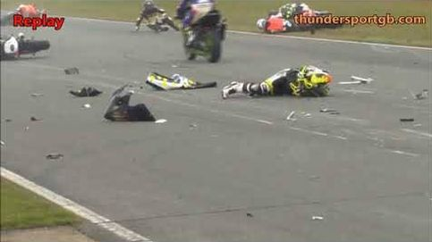 Un brutal accidente para enseñar a los pilotos