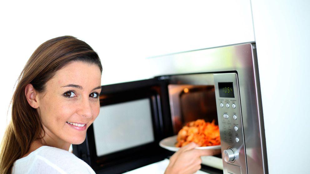 El truco del microondas que debes utilizar cada vez que calientas comida