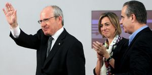 Un sector del PSC ya apuesta por Carmen Chacón para sustituir a Montilla