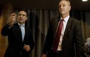 Rajoy llama a líderes del PPCV para parar una rebelión contra Fabra