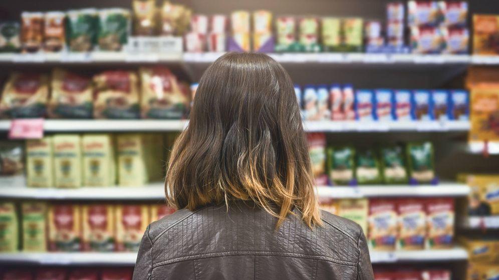 Foto: Joven en un supermercado. (iStock)