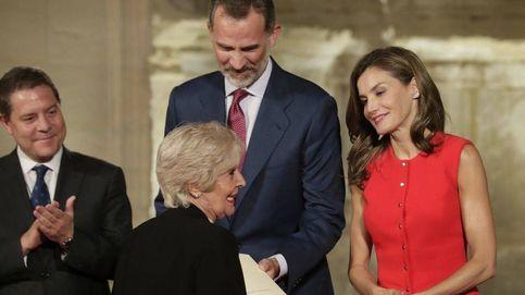 Concha Velasco aclara la polémica con Pablo Motos por su foto con la reina Letizia