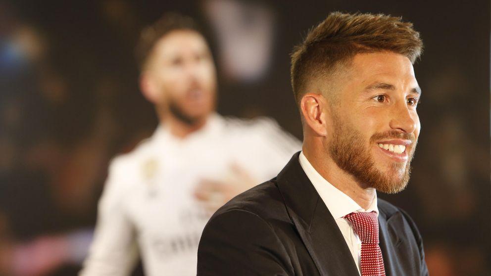 Sergio Ramos descubre las ventajas de jugar un sábado