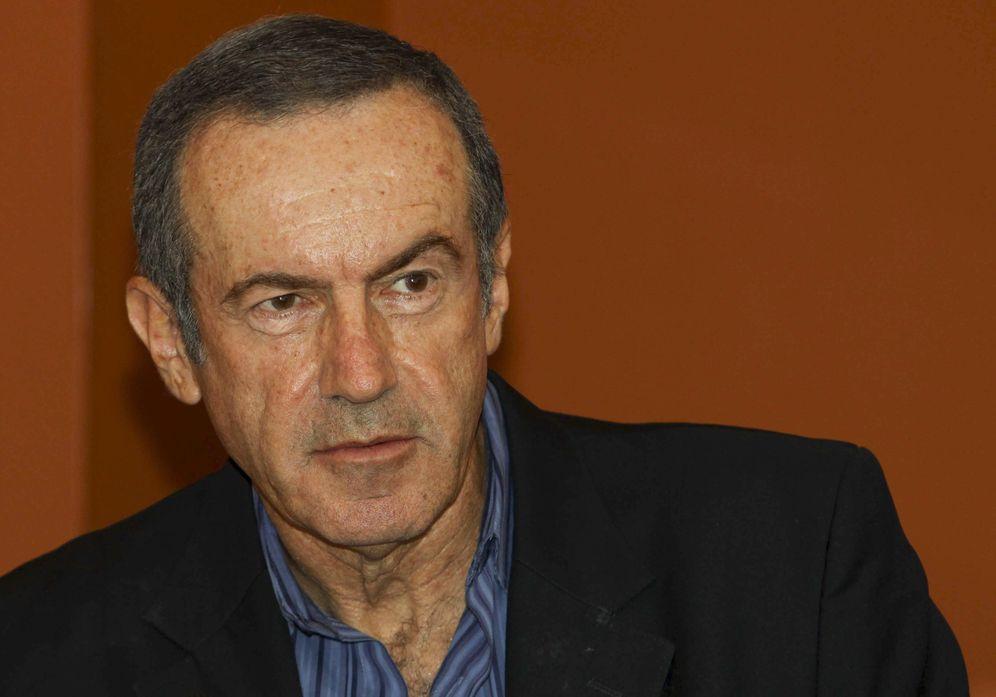 Foto: El periodista y ensayista Andrés Oppenheimer. (Corbis/ Jorge Ríos)