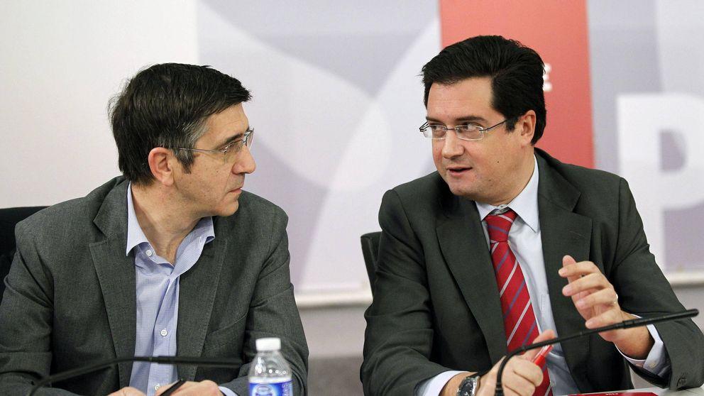 López ficha a dos exsanchistas para su equipo: Óscar López y Rafa Simancas