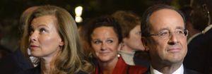 Valérie Trierweiler, a punto de ser despedida de su trabajo en la revista 'Paris Match'